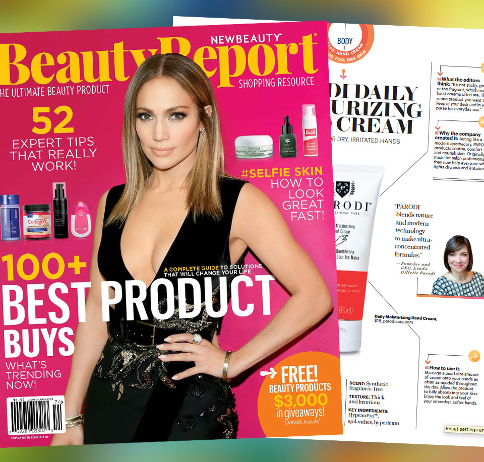 As Featured in BeautyReport